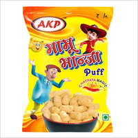 Tasty Chatpata Puffs