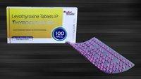 Levothyroxine 50 mg & 100 mg