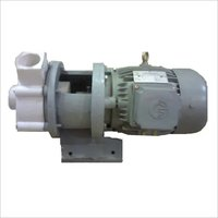 Mechanical seal pump