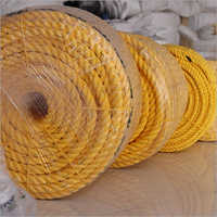 Yellow PP Rope