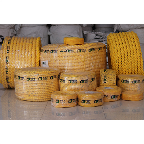 POLYGOLD PP ROPES