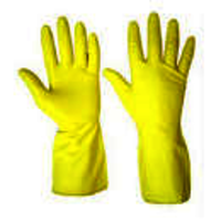 HOUSEHOLD RUBBER HAND GLOVE