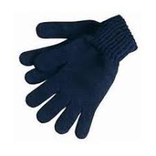 SEAMLESS COTTON KNITTED HAND GLOVE