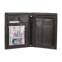 Genuine Leather Brown Wallet