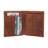 Genuine Leather Synthetic Wallet