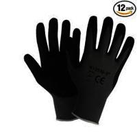 nylone pu coated glove