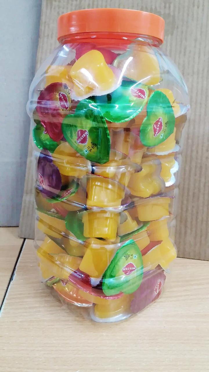 Fruit Jelly Cups
