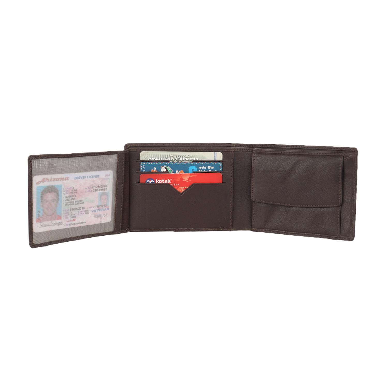 Genuine Leather Italian Wallet