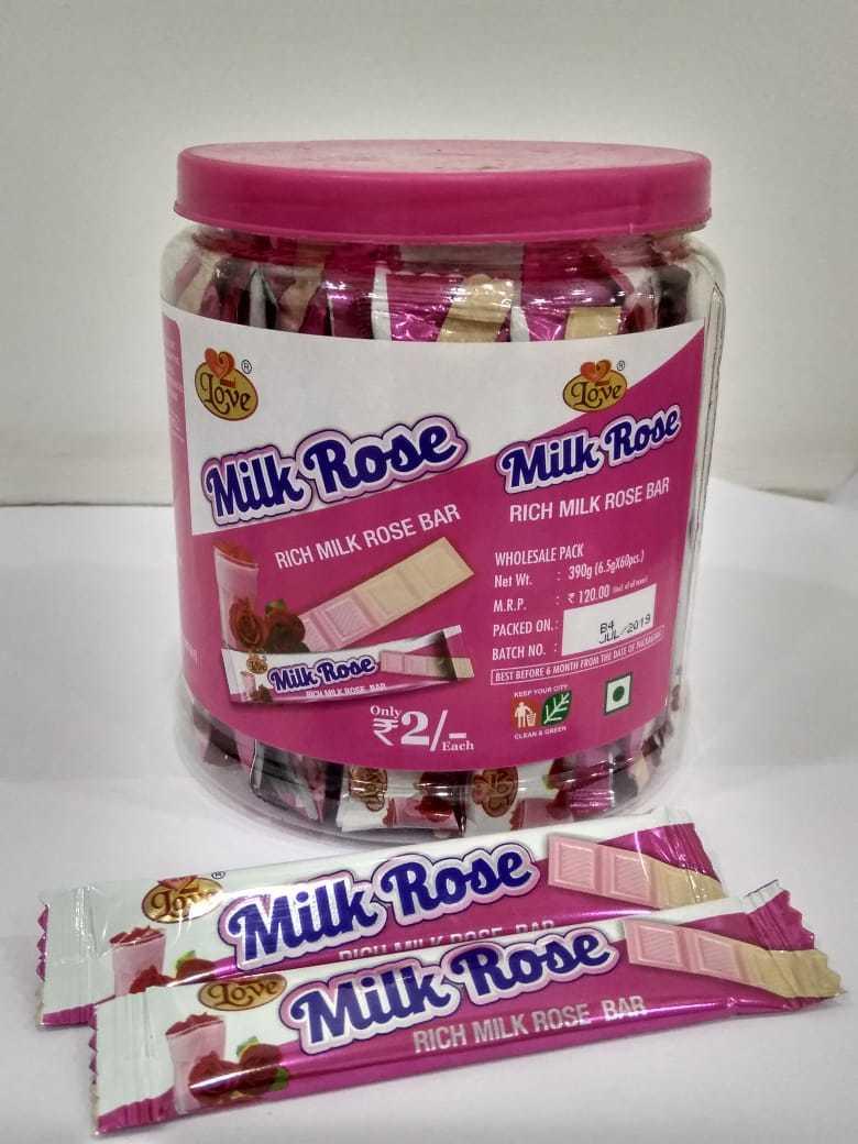 Milk Rose Bar