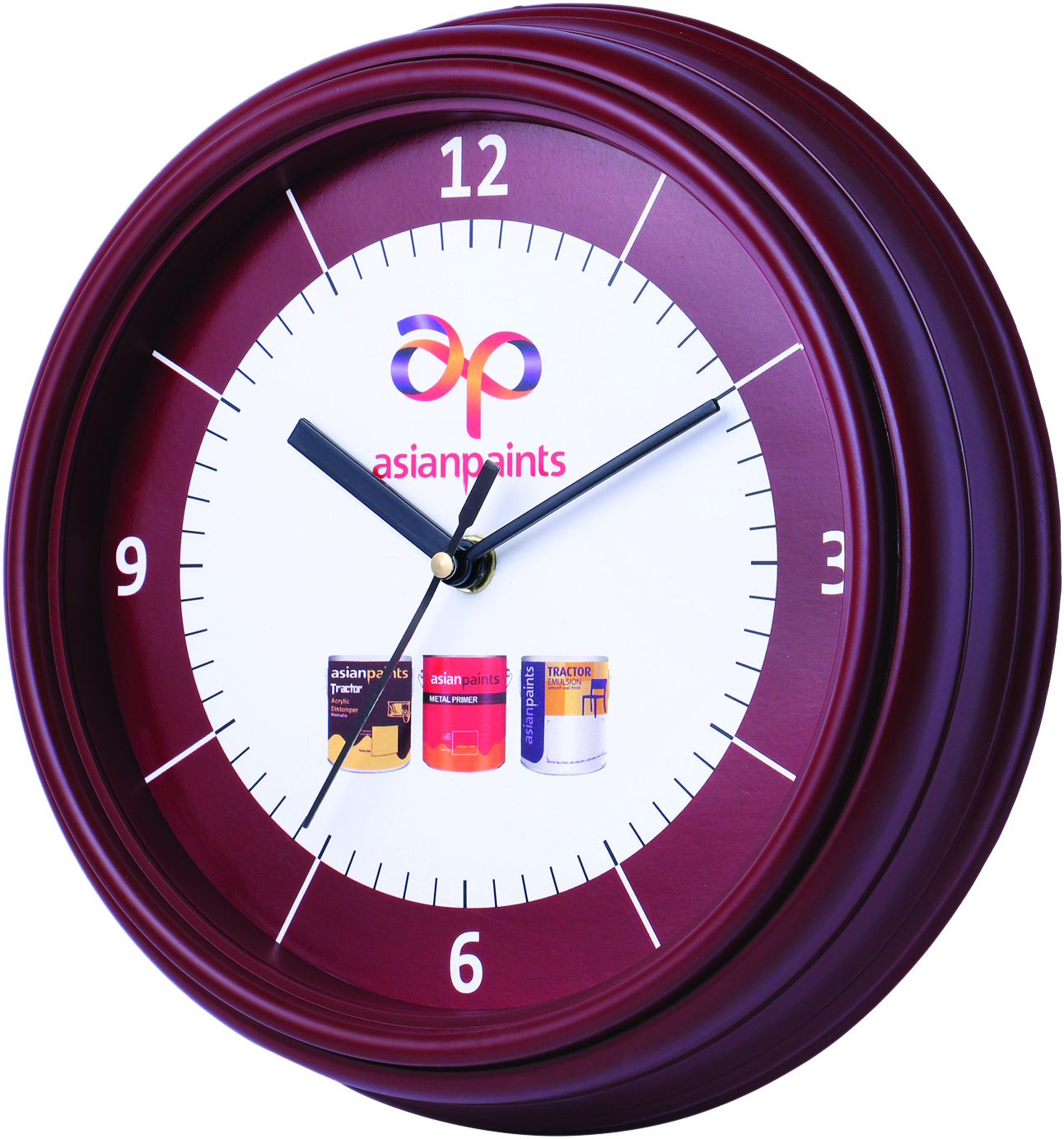 Customised Round Wall Clock