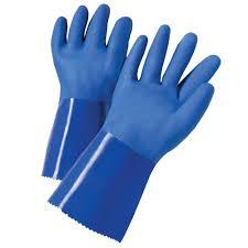 PVC HAND GLOVE (DOUBLE DIPPED)
