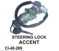 Steering Lock Accent