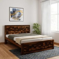 Solid wood Bed planket
