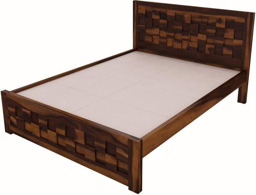 Solid wood Bed planket