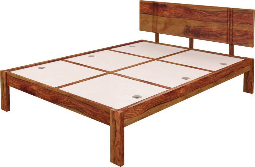 Solid wood Bed Floria