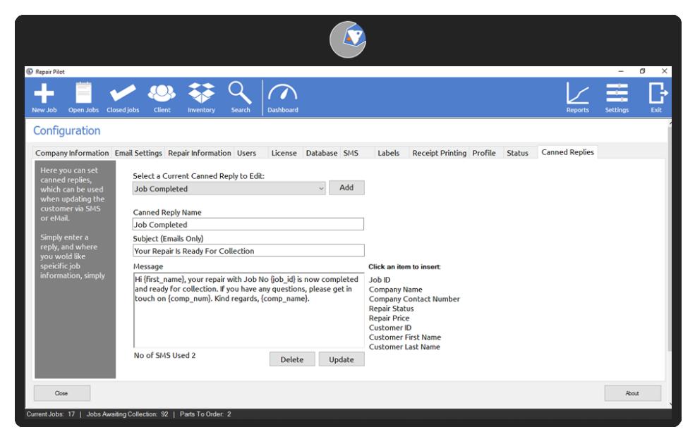 Techkey Pilot Software