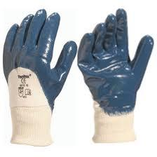 NITRILE BUTADINE COATED GLOVE