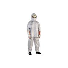STEAM-HOT OIL PROTECTION SUIT