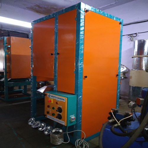 Single Die Dona Pattal Making Machine