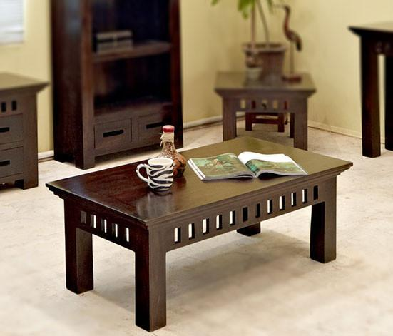 Solid Wood center Coffee table Vintage