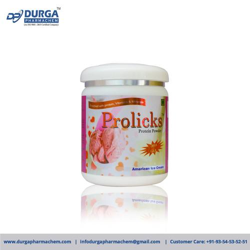 Protein powder ( American Ice Cream flavour )