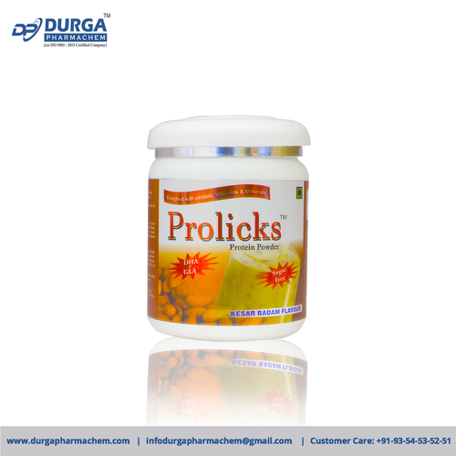Protein powder ( Kesar Badam flavour )