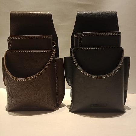 Leather Waiter Wallet For Restaurants
