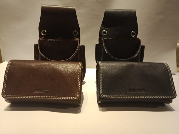Leather Waiter Wallet For Restaurants