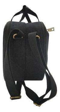Canvas Leather Tennis Duffle bag
