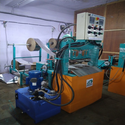 Multipurpose Dona and Plate Making Machine