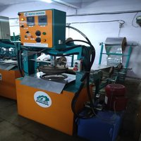 Multipurpose Hydraulic Dona and Plate Making Machine
