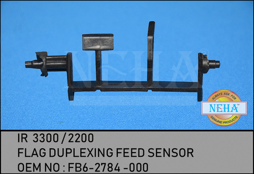 FLAG DUPLEXING FEED SENSOR FB6-2784 -000