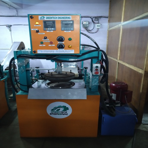 Fully Automatic Hydraulic Diamond Plate Making Machine