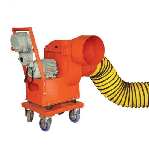AIR BLOWER CUT FUME EXHAUSTER