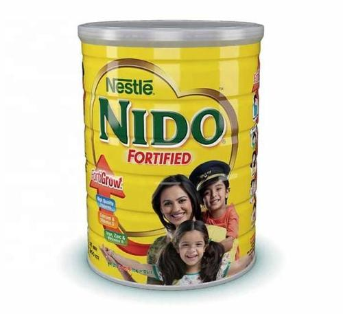 Fortified / Instant Nestle Nido Milk Powder /Red Cap Nestle Nido