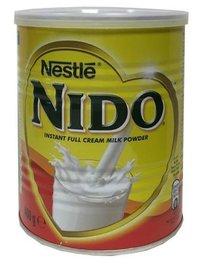 Nido Nestle Milk Powder 400,900,1800, 2500 Grams