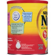 Nestle Nido 1+, NAN, BEBA, CERELAC, BLEDILAIT, Similac, Enfamil. Cow & Gate, SMA Infant Milk Powder