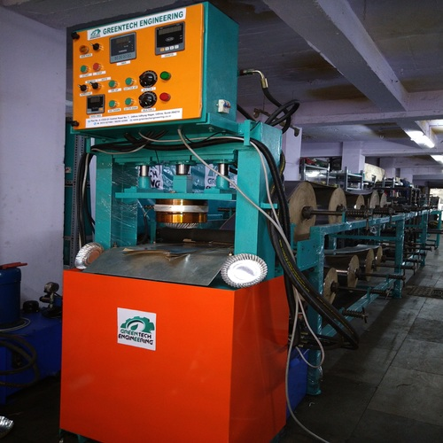 Fully Automatic Wrinkle Plate Making Machine