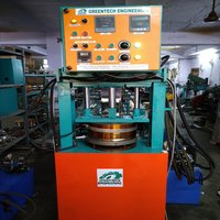 Fully Automatic Paper Dish Making Machine