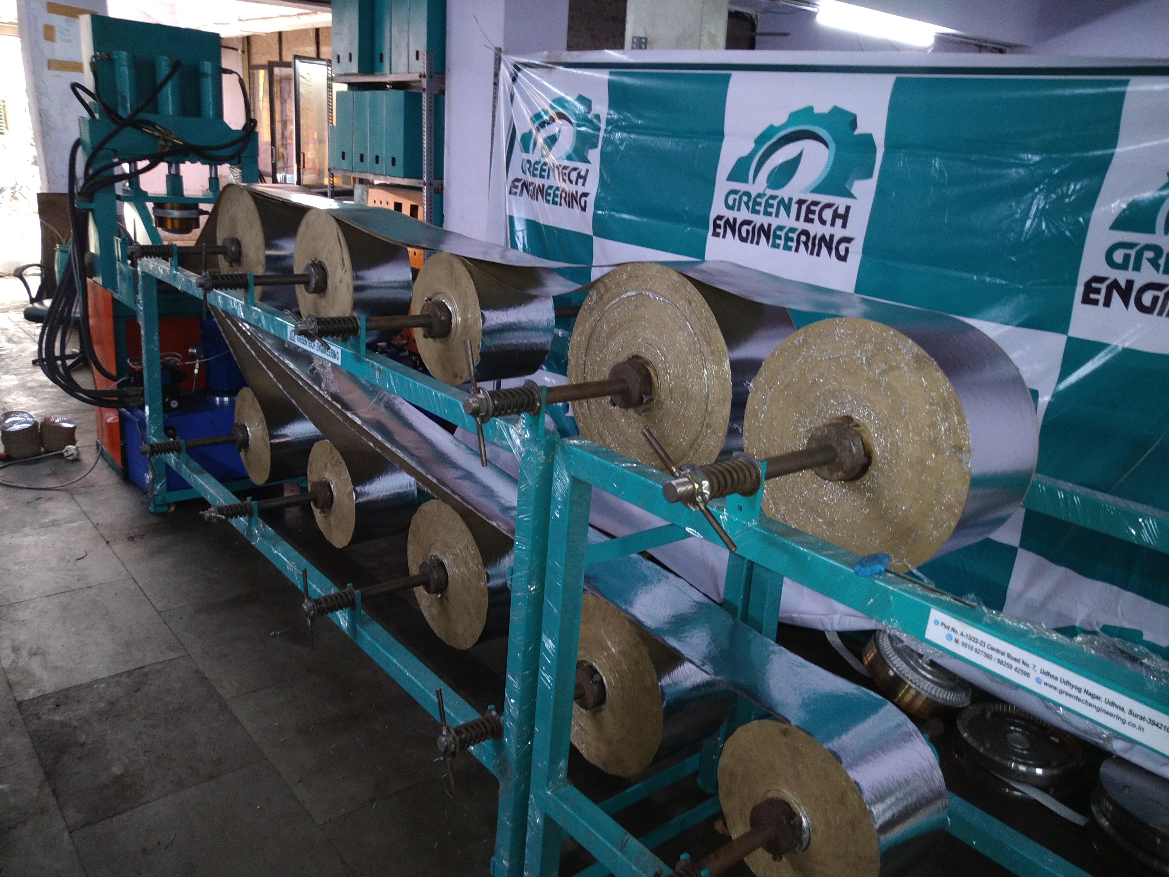 Brand New Paper Plate Making Machine