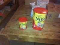 Nice Cheap Red Cap Nido Milk
