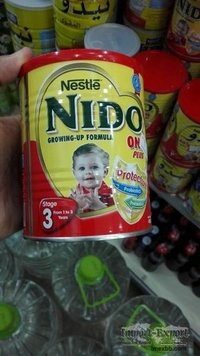 Aptamil, Nestle Nido All Series Infant Milk Powder