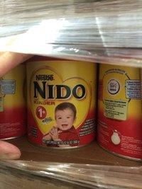 Nestle Nido 1+ Red Cap, Nestle White Cap, 400g, 900g, 1800g, 2500g, NAN, BEBA