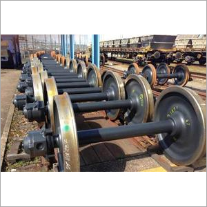 Railway Wheel Set