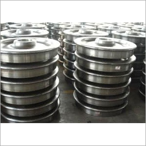 Railway Steel Wheel