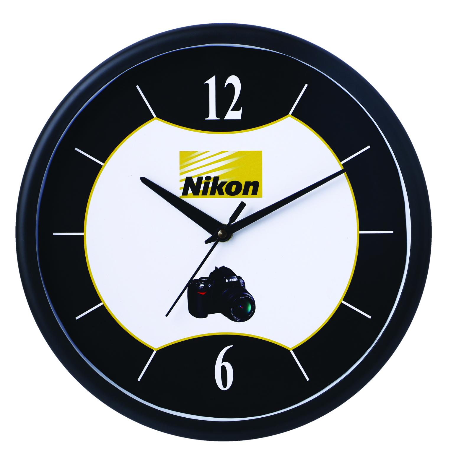 Customised Round Wall Clock