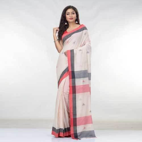 Ladies Cotton Sarees