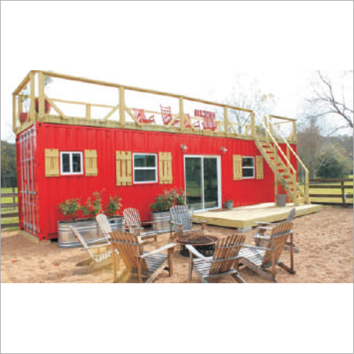 Restaurants Shipping Container