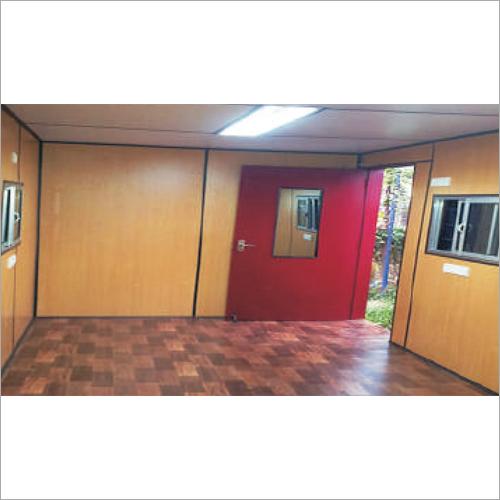 ACP Portable Office Cabin