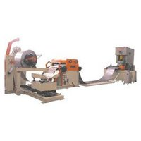 FEEDER STRAIGHTENER DECOILER